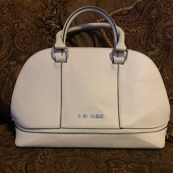 G by Guess Leather Satchel